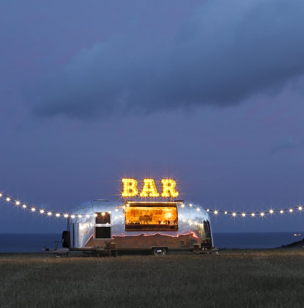 The Buffalo Airstream Bar