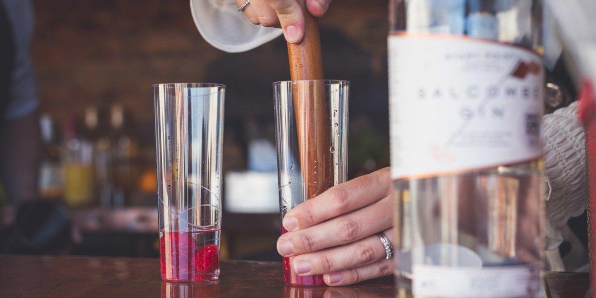 Summer Party Bar The Buffalo Airstream Mobile Bar