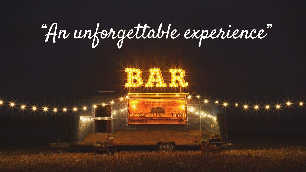 Awesome Corporate Event Bar The Buffalo